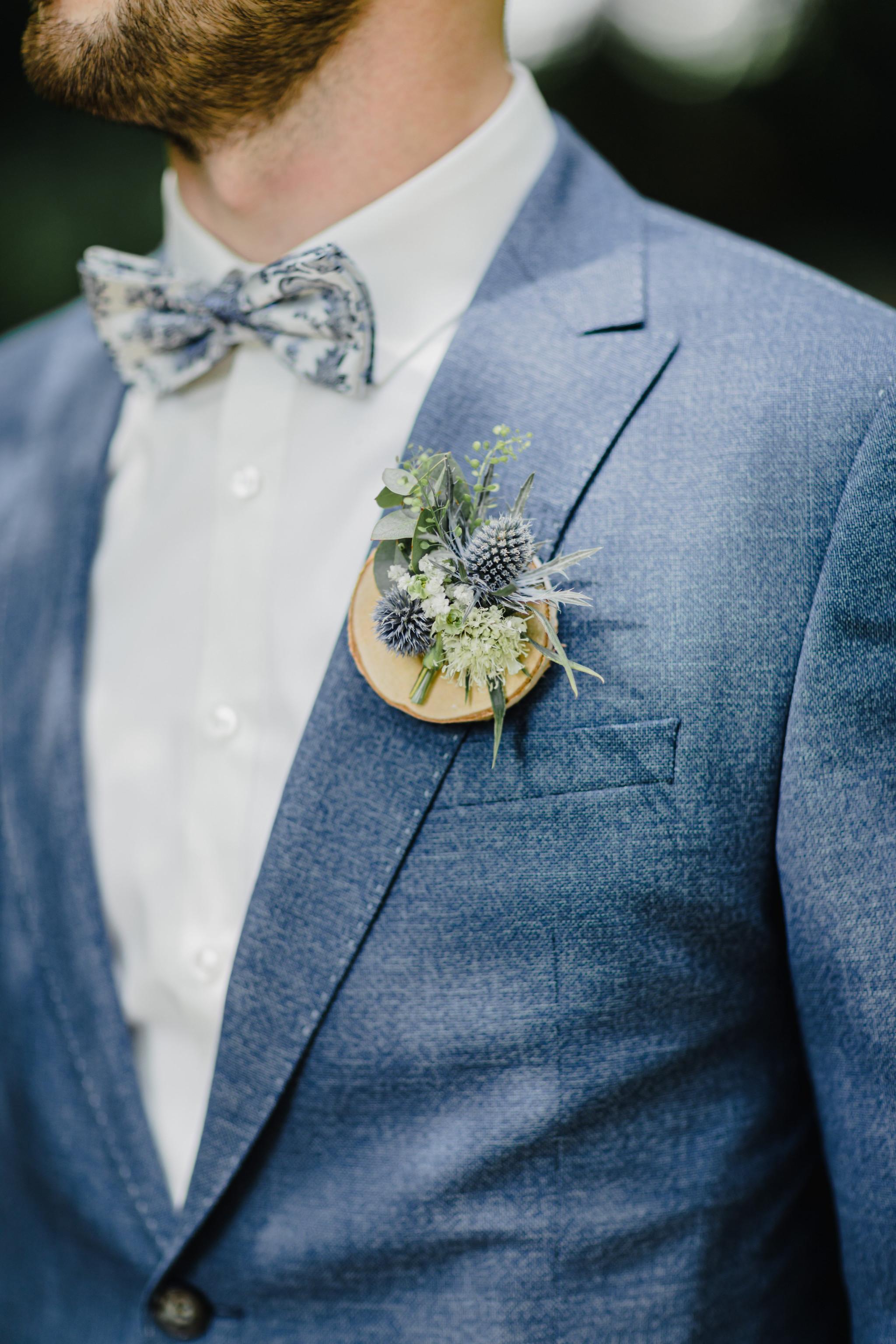 Anstecker Hochzeit Wie Tragt Man Sie Theperfectwedding De
