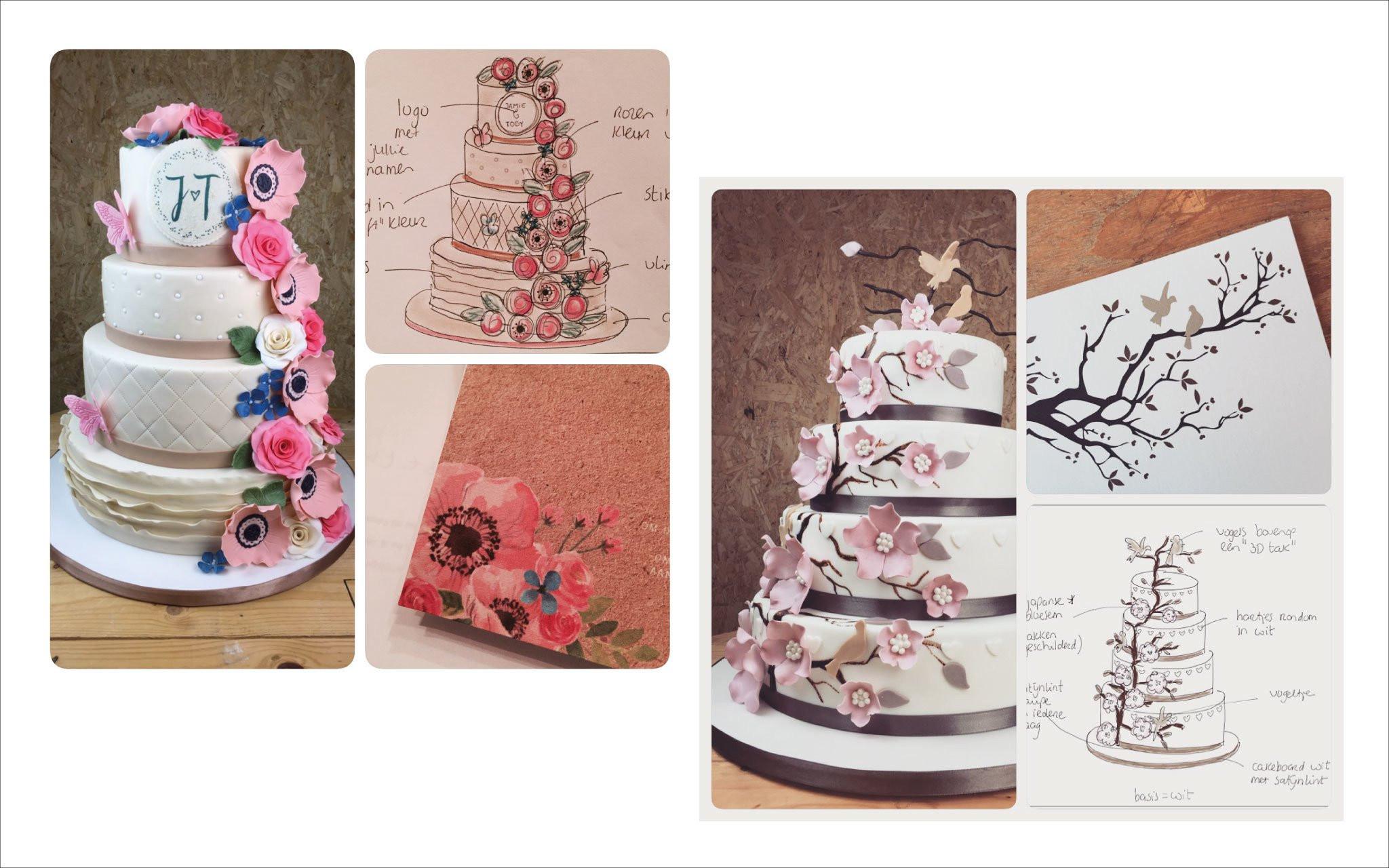 Ideeën Voor Cupcakes Versieren Voor De Bruiloft Theperfectweddingnl