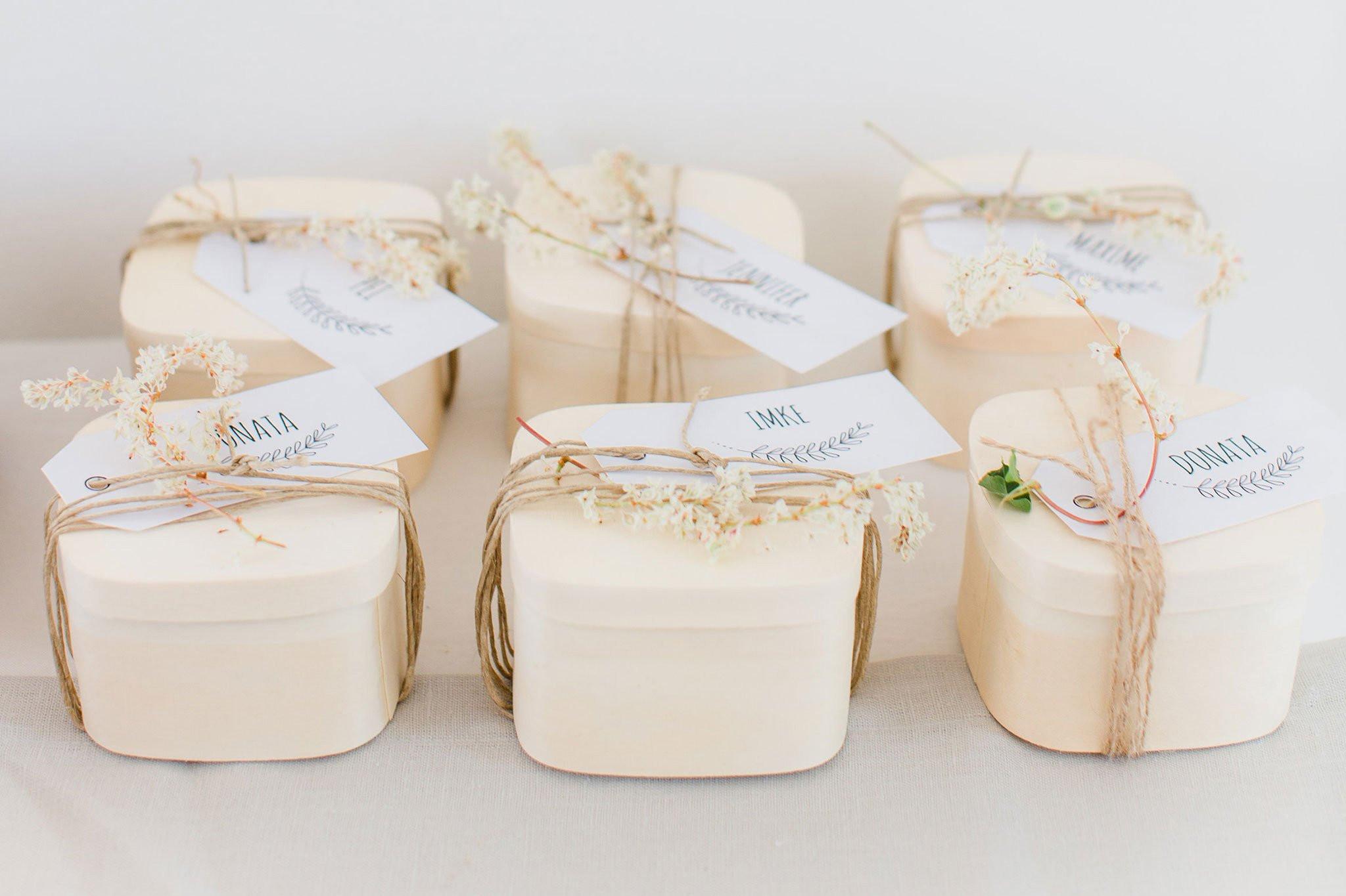 Huwelijksbedankjes Voor Getuigen Originele Cadeaus