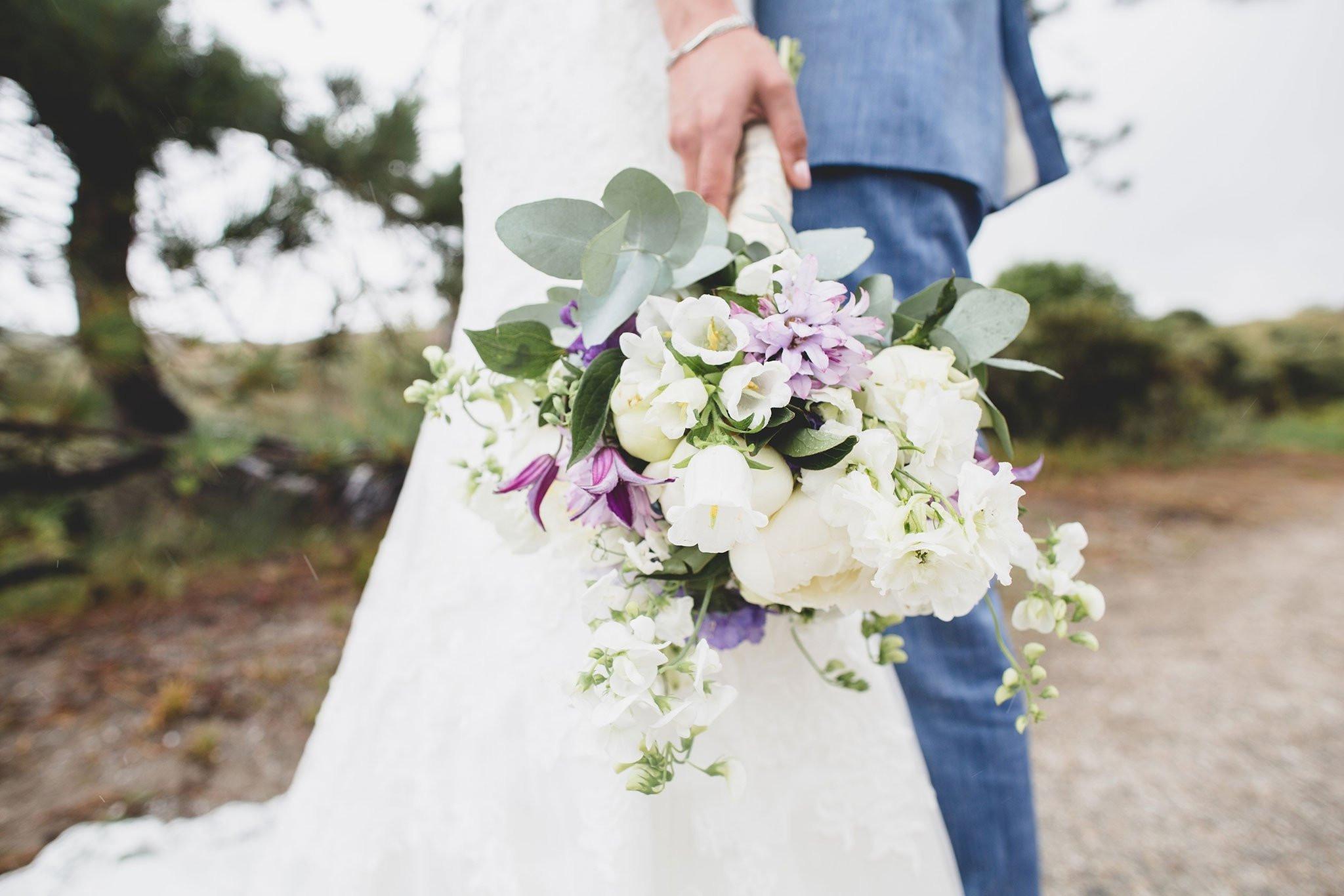 Fabulous Bruidsboeket maken doe je zo | ThePerfectWedding.nl &OP73