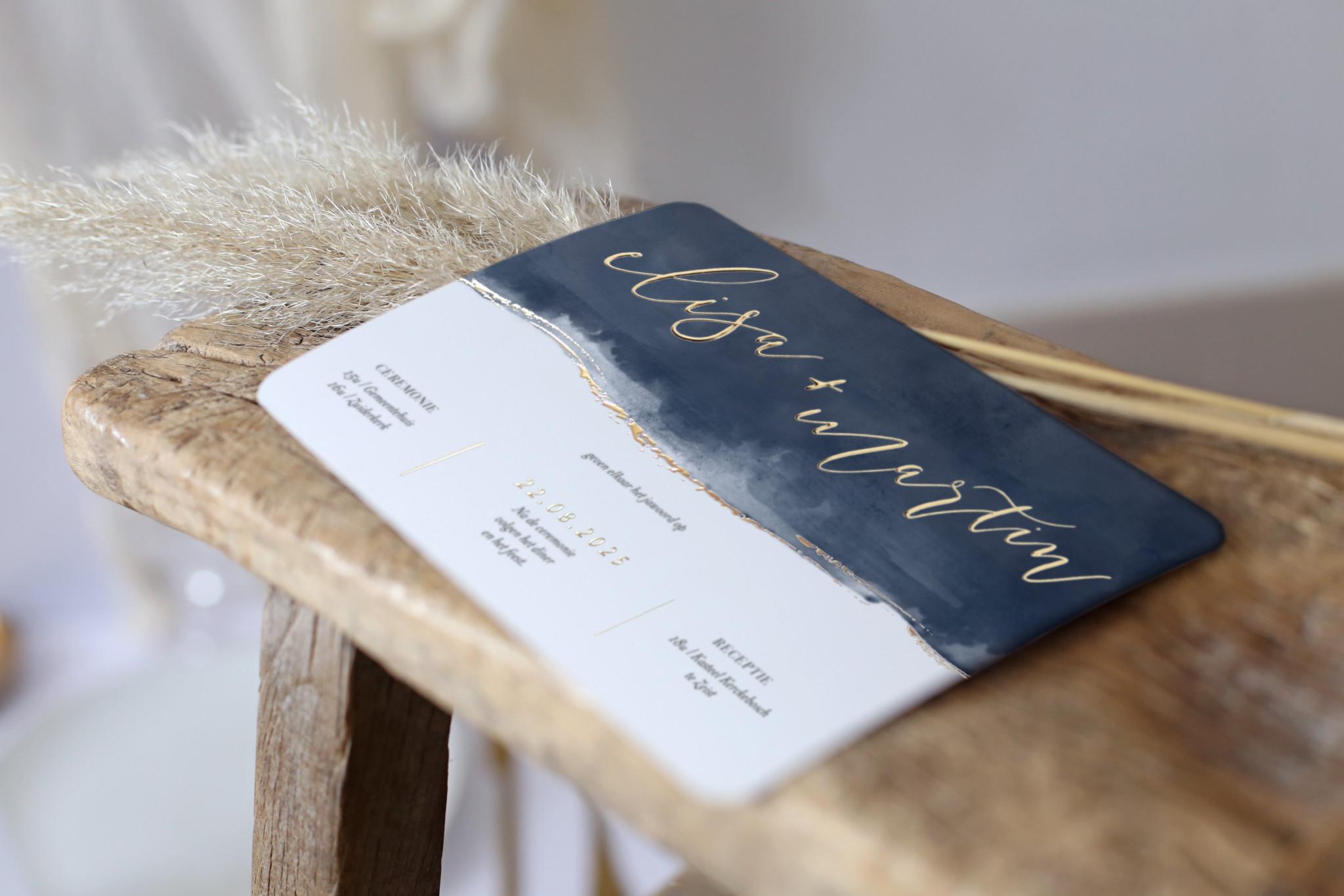 Wat Kosten Trouwkaarten Theperfectwedding Nl