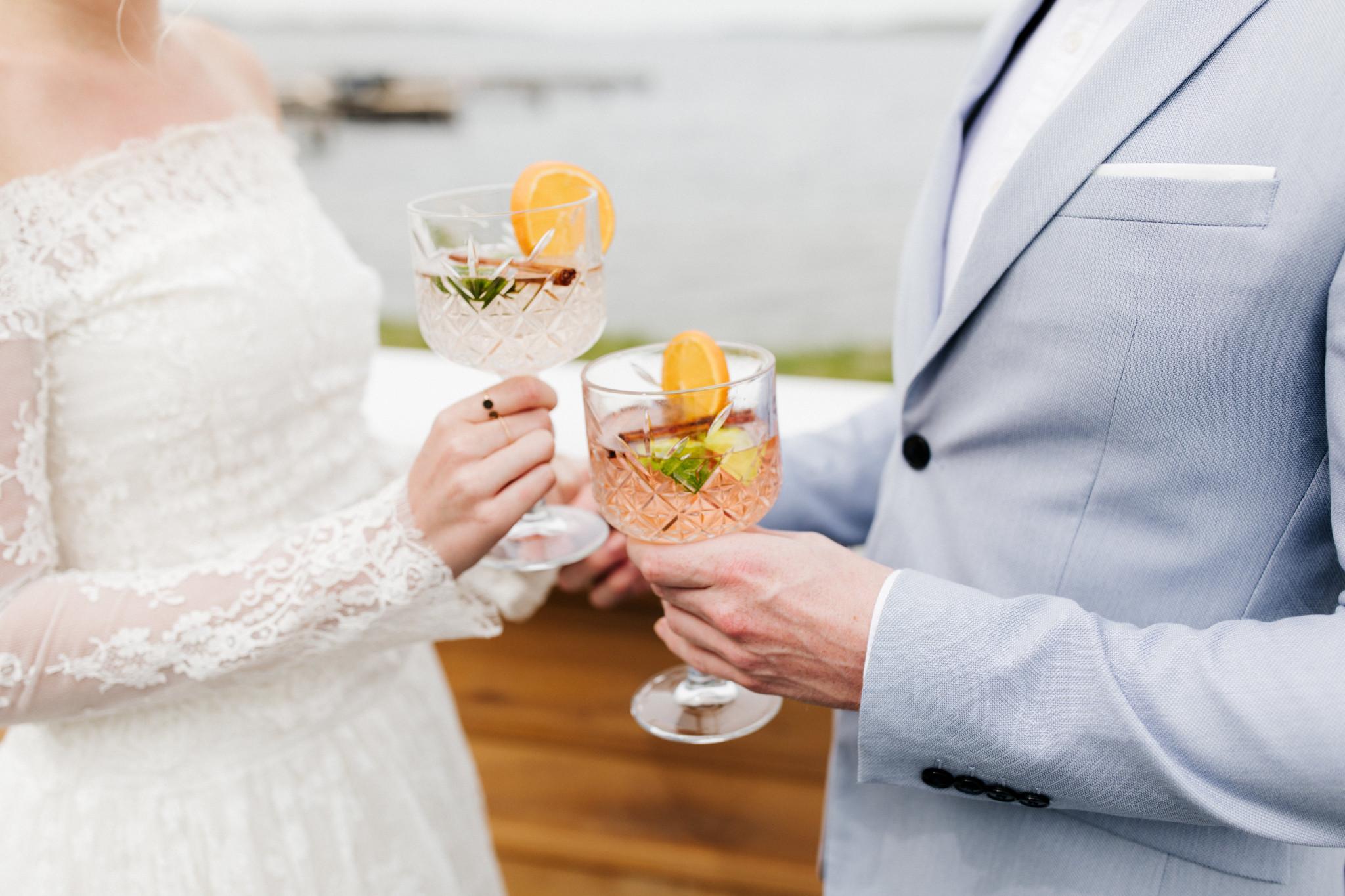 Welke Gasten Eten Mee Op Het Bruiloftsdiner