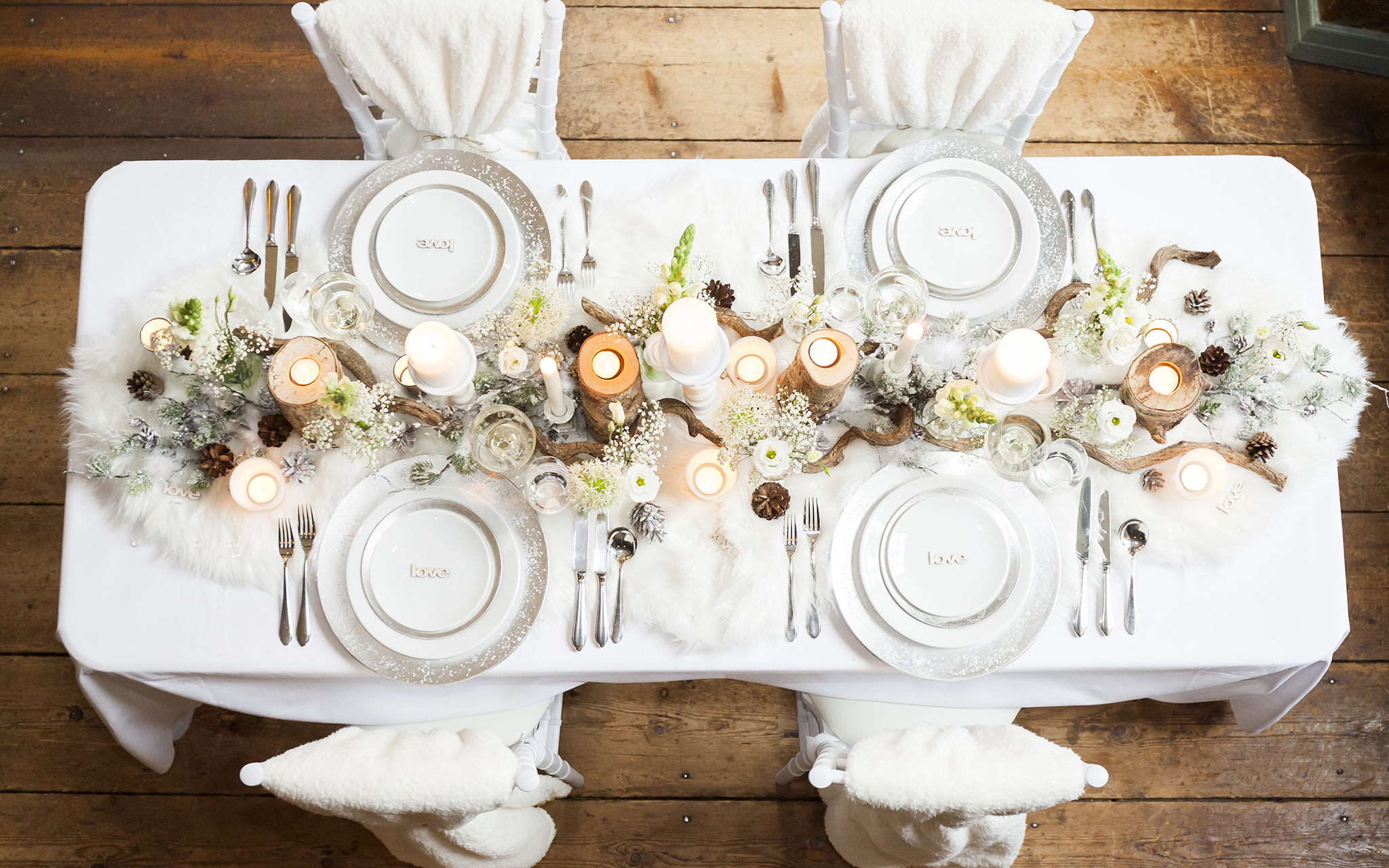 Genoeg Bruiloftsdecoratie tips voor elk budget | ThePerfectWedding.nl @CQ56
