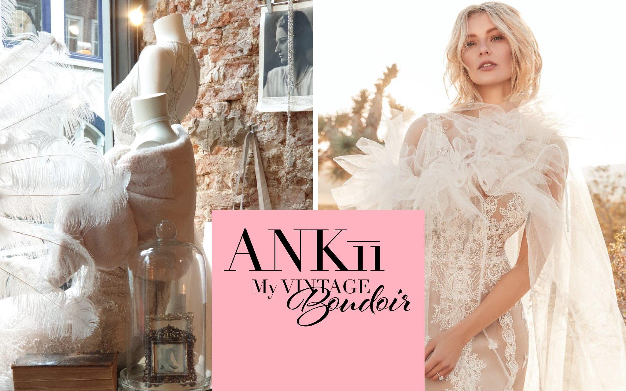 Ankii My Vintage Boudoir In Dordrecht Theperfectwedding Nl