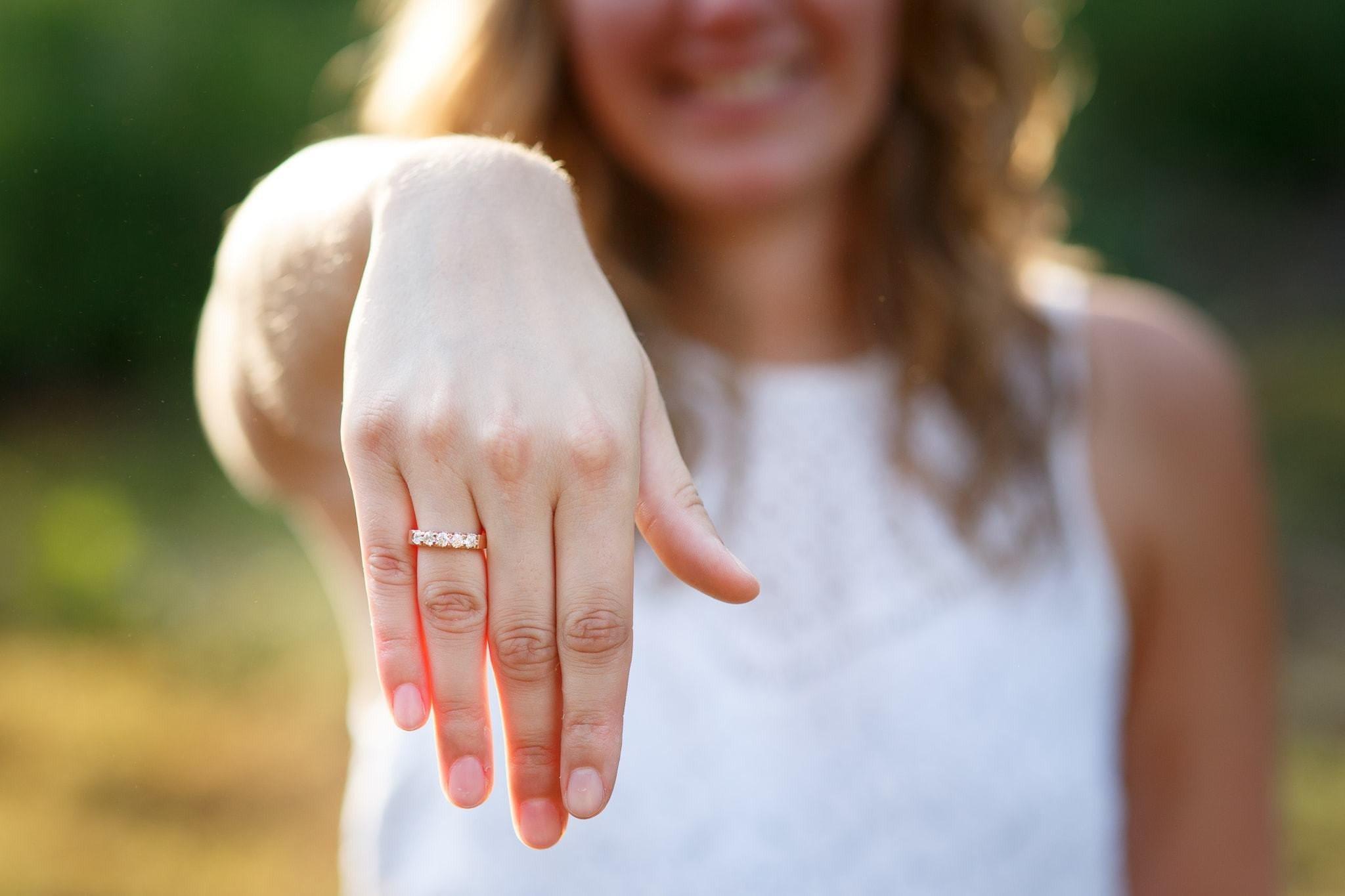 Hedendaags Do's en don'ts bij een huwelijksaanzoek | ThePerfectWedding.nl ZE-96