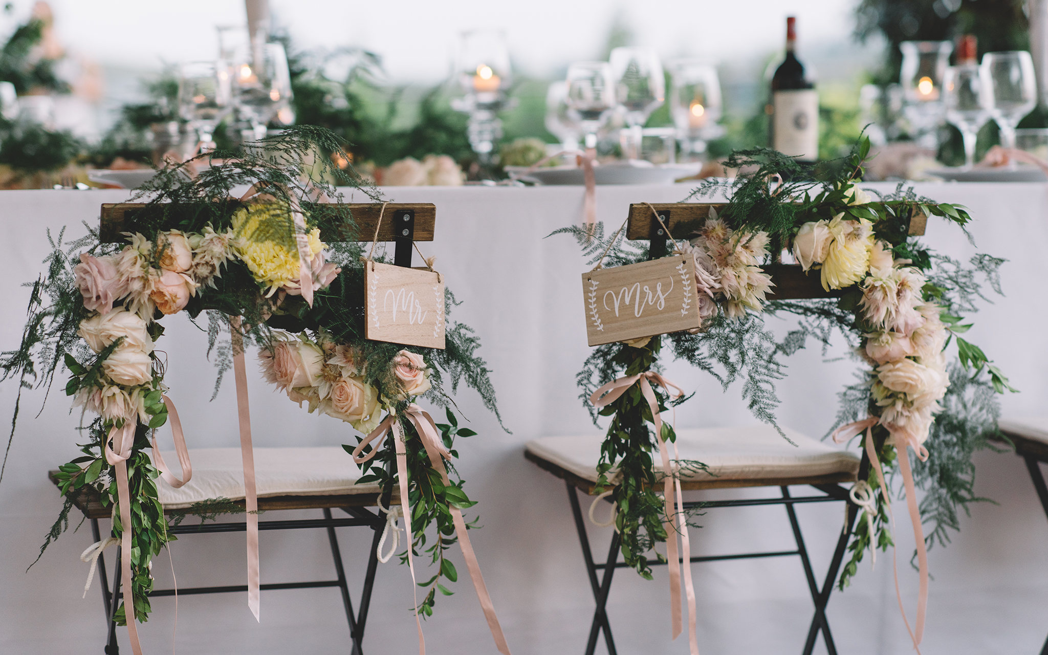 Bruiloftsdecoratie tips voor elk budget theperfectwedding