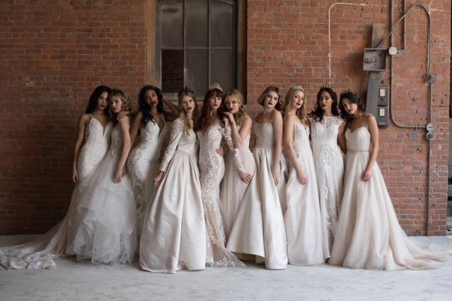 Trouwjurken Bruidsmode Nederland Theperfectwedding Nl