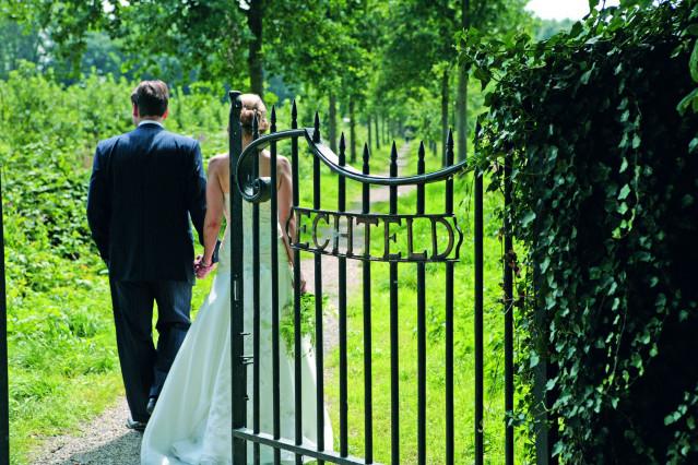Klassieke bruiloft trouwlocatie theperfectwedding