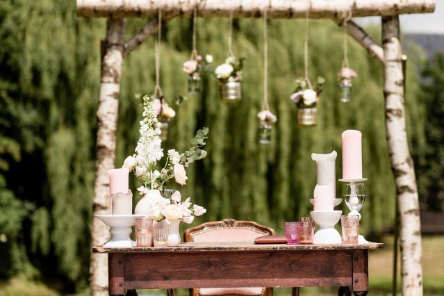 10 tips voor bruiloftsdecoratie in de kerk theperfectwedding.nl