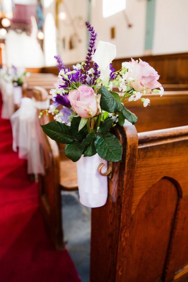 Tips voor bruiloftsdecoratie in de kerk