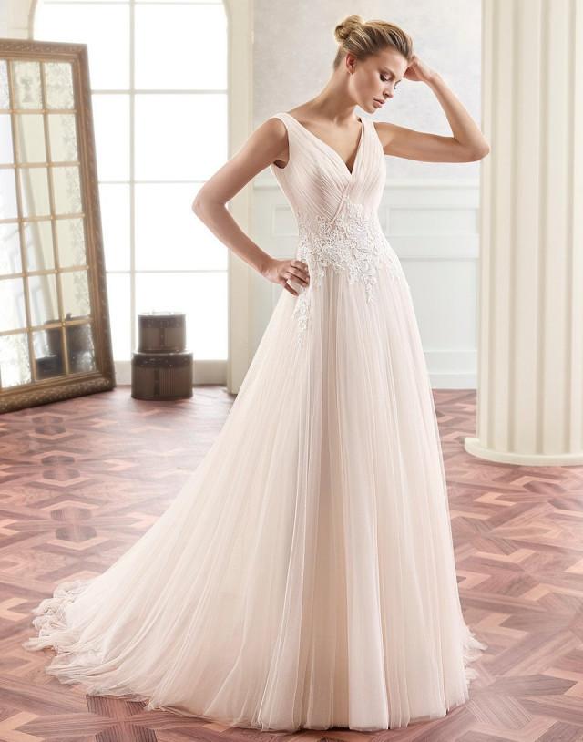 Uitzonderlijk 9x trouwjurken in een blush kleur | ThePerfectWedding.nl #UB76