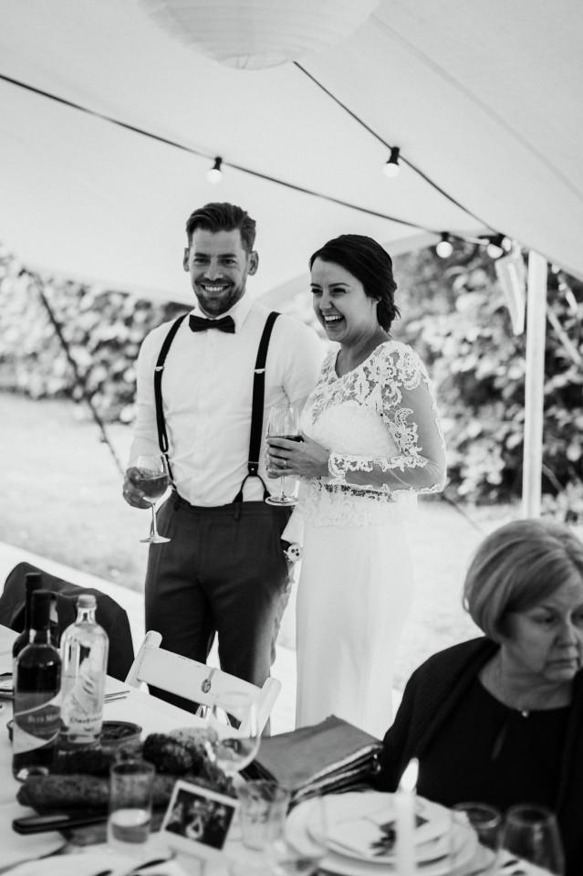 bruiloft stukjes voorbeelden
