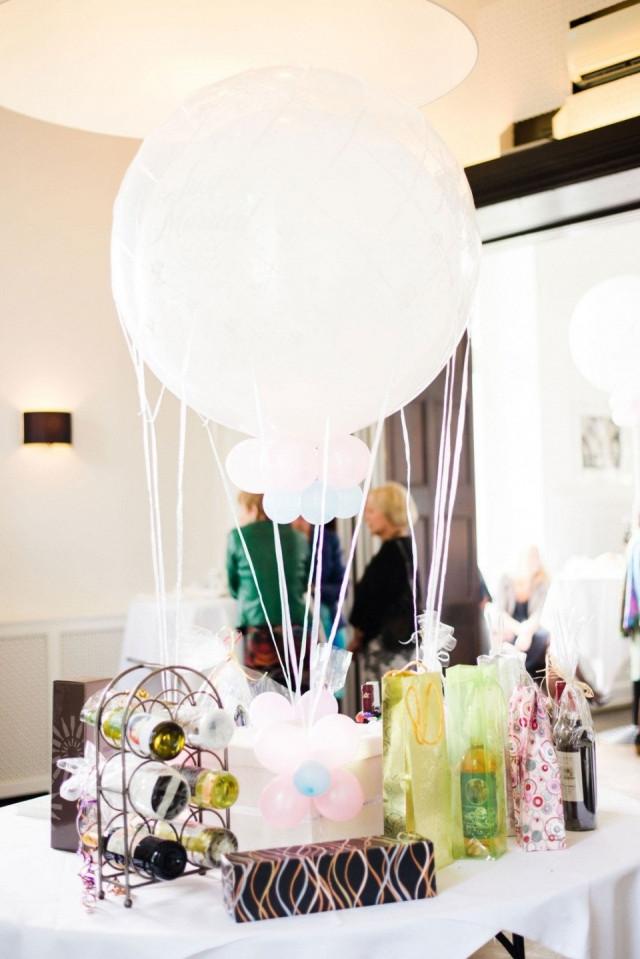 Ballonnen op je bruiloft for Ballonnen decoratie zelf maken