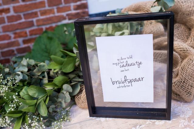 Alternatieven felicitatierij op je bruiloft