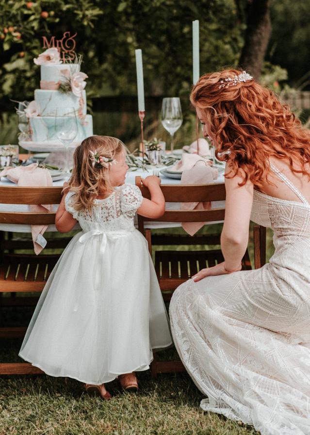 Welche Kleidung Fur Kinder Auf Einer Hochzeit Theperfectwedding De