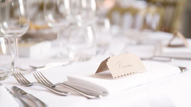 Naamkaartjes voor je gasten op de bruiloft   ThePerfectWedding nl
