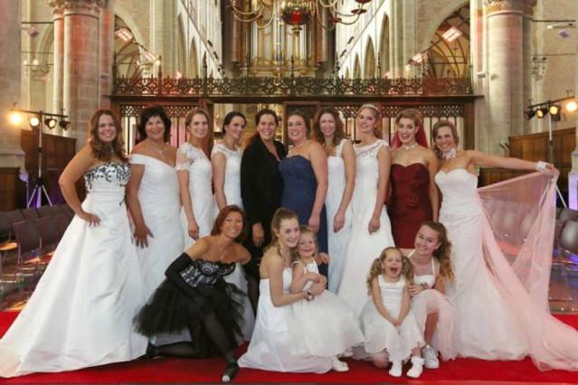Trouwjurken Bruidsmode Alkmaar Theperfectwedding Nl