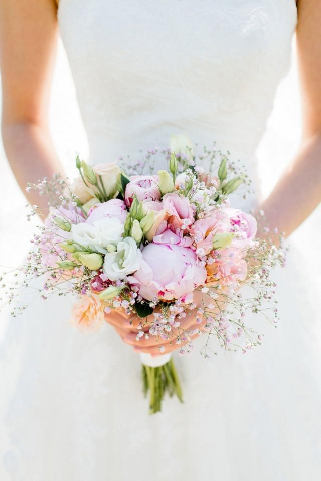 Bruidsboeket Voor De Lente Theperfectwedding Nl