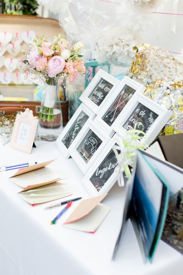 Voorkeur Gastenboek voor je bruiloft | ThePerfectWedding.nl @SN83