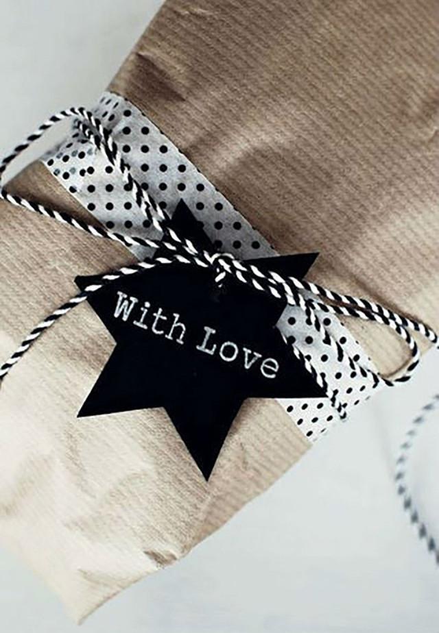 Fabulous Originele manieren om je huwelijkscadeau in te pakken  #WC69