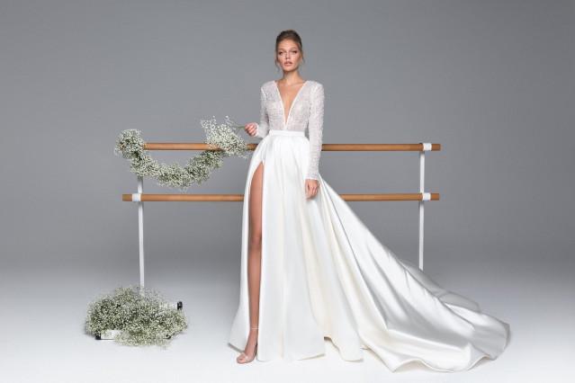 Trouwjurken Bruidsmode Zwolle Theperfectwedding Nl