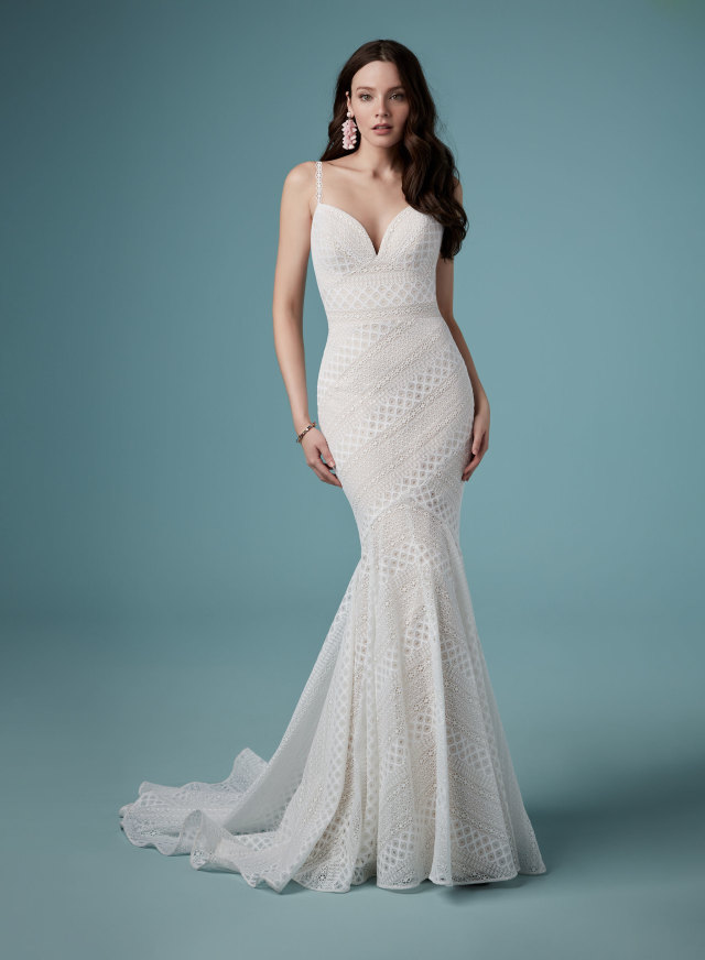 Mermaid Brautkleid