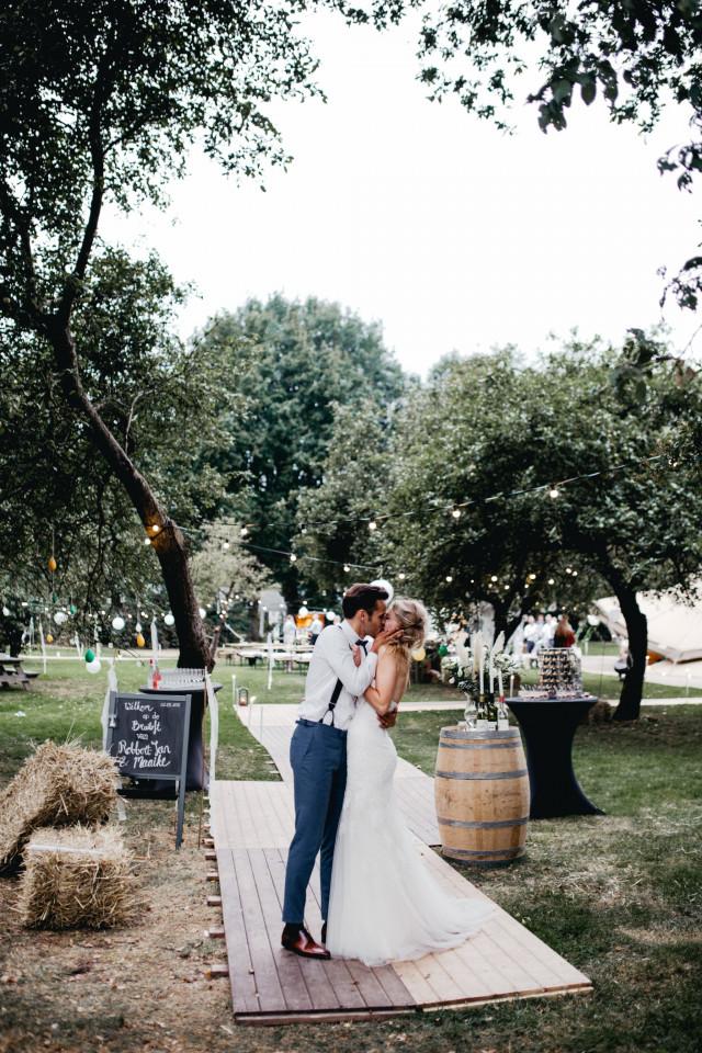 Een bruiloft met thema plan je zo theperfectwedding