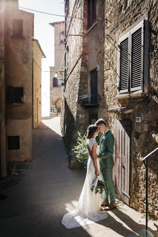 Verena Philipp Hochzeit Feiern In Der Toskana In Italien