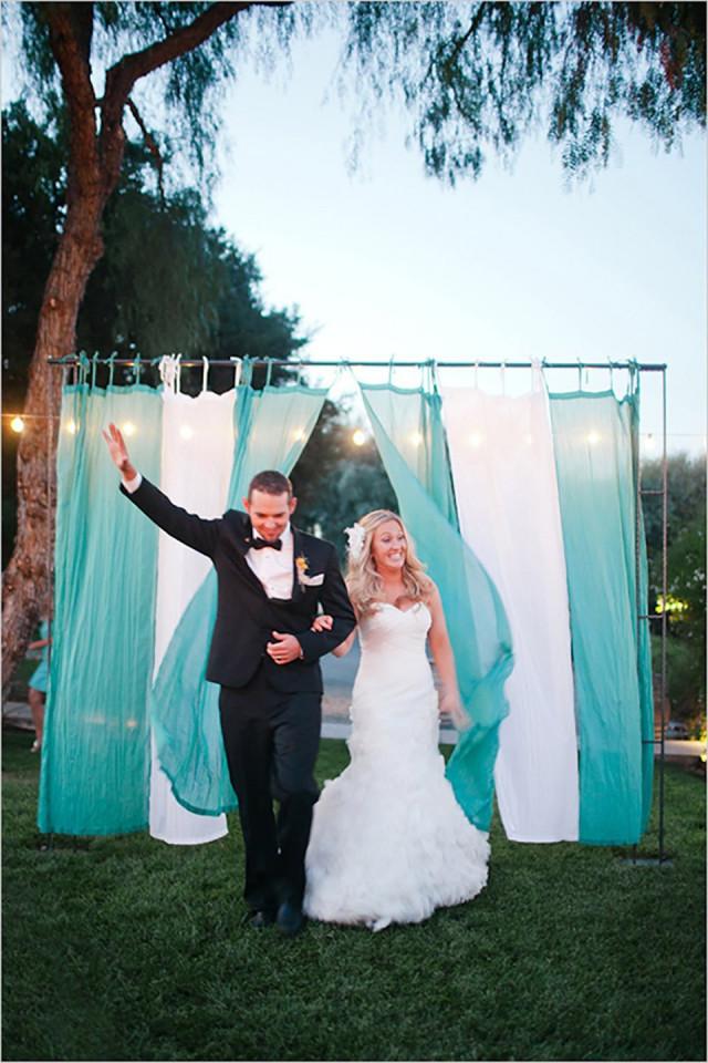 Themakleur Bruiloft In De Kleur Turquoise