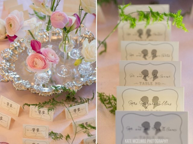 Een escort card table op je bruiloft theperfectwedding.nl