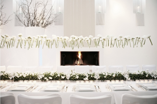 Decoratie tips voor een winter bruiloft theperfectwedding