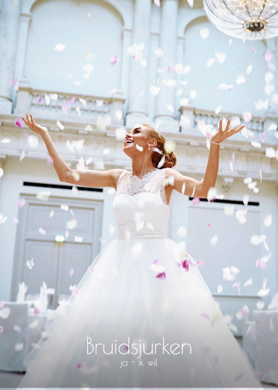Tweedehands bruidsjurk leiden