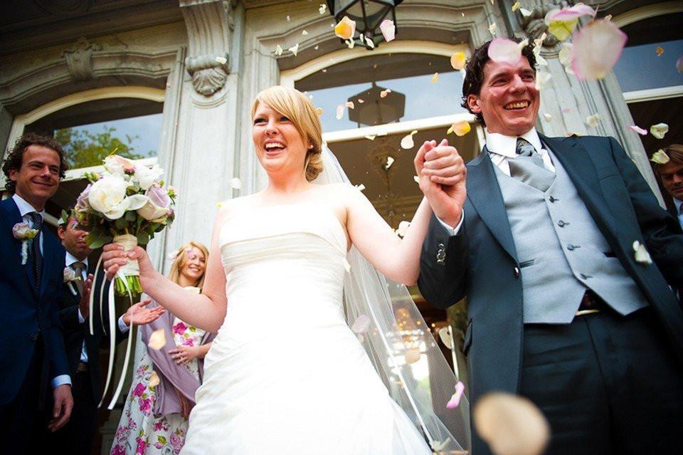 Binnenkomst bruiloft hoe maak je een geweldig entree