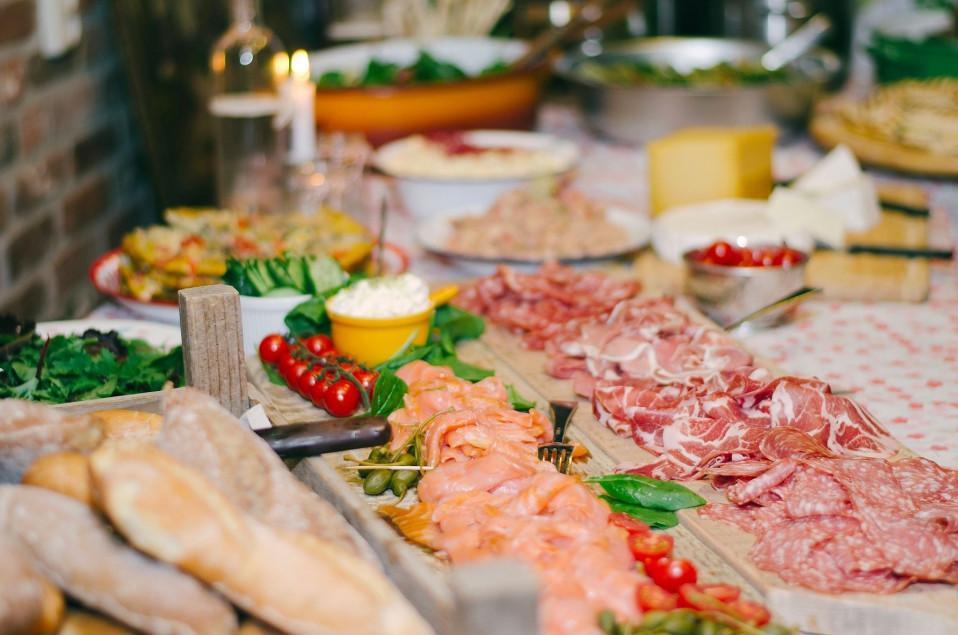 Bespaar Op Eten En Drinken Voor De Bruiloft