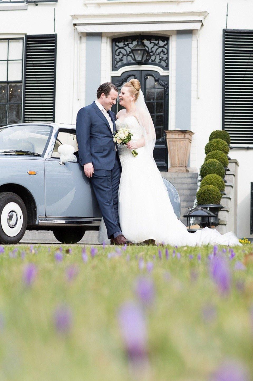 Bruiloft met een eigen huisstijl - Huisstijl amerikaanse ...