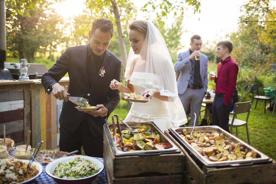 Originele Hapjes Voor Je Bruiloft De Catering Trend Van