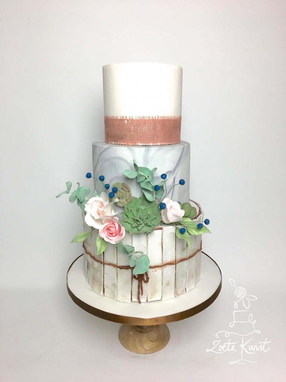 Bruidstaarten Nijmegen Theperfectwedding Nl