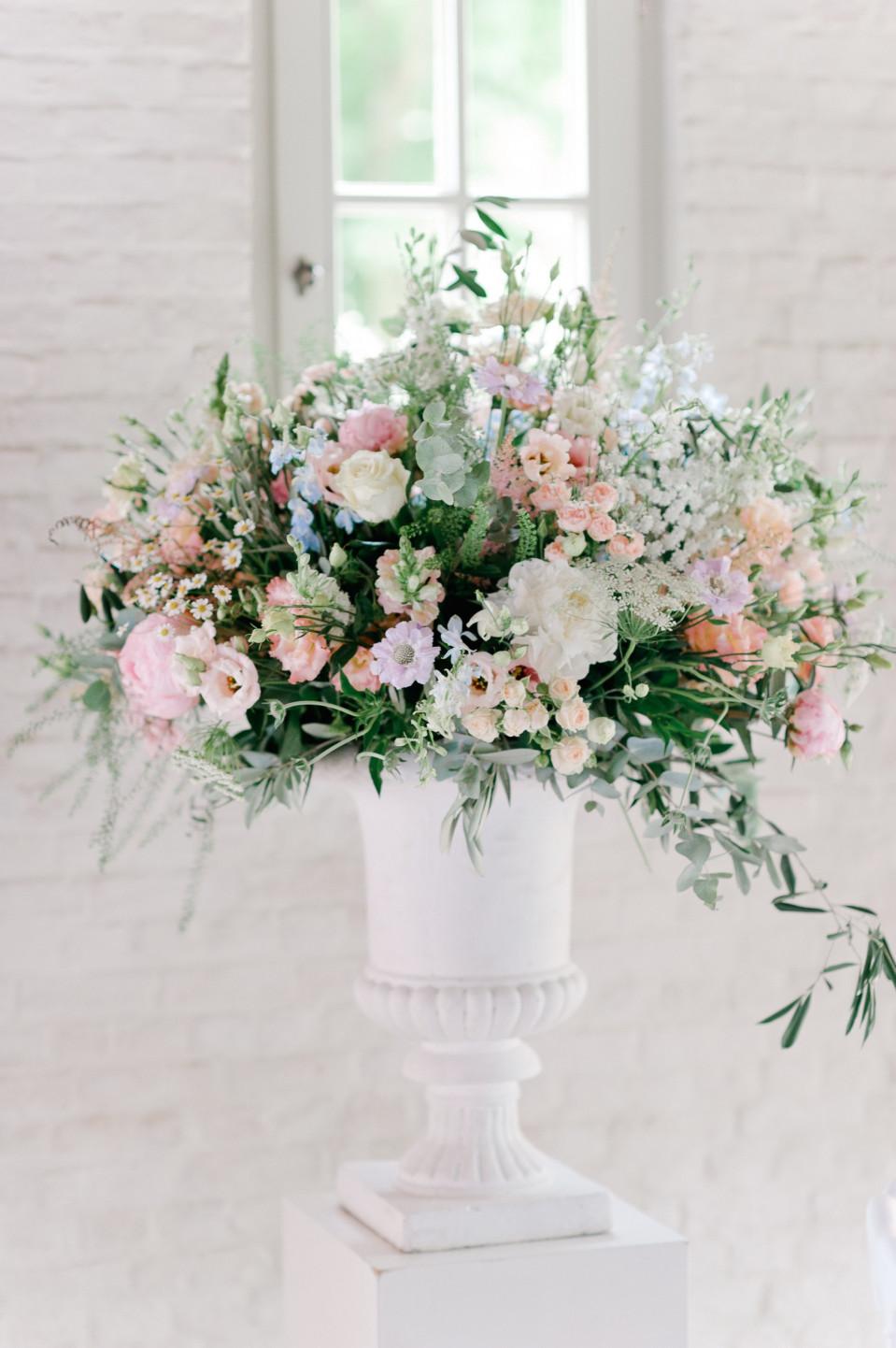 Bruiloftdecoratie Met Bloemen Dit Moet Je Weten