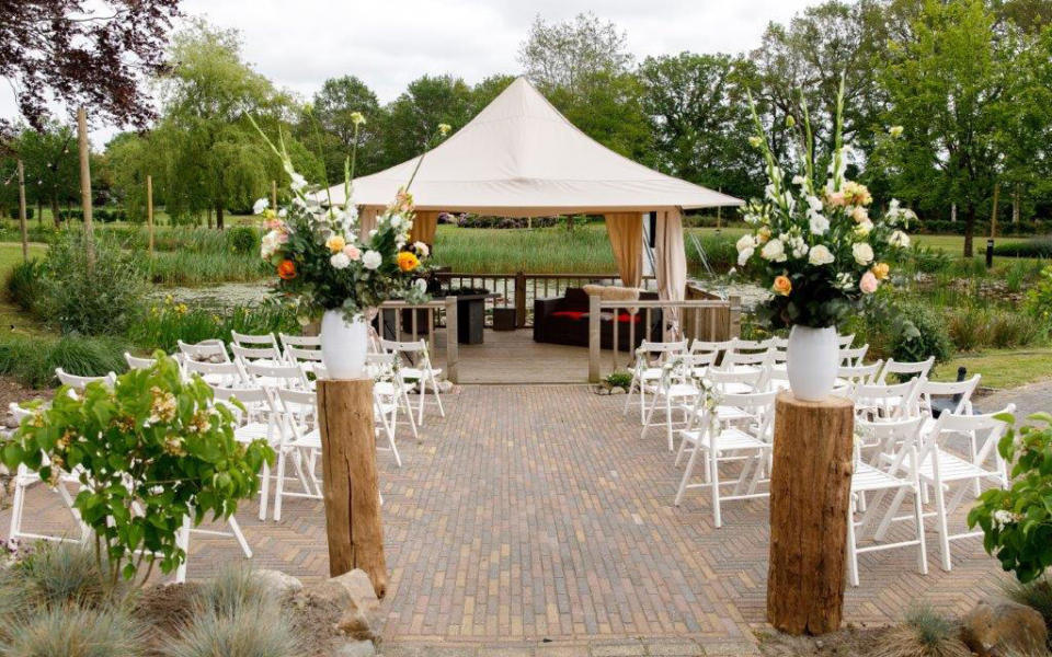 Feest Trouwlocaties Vollenhove Theperfectwedding Nl