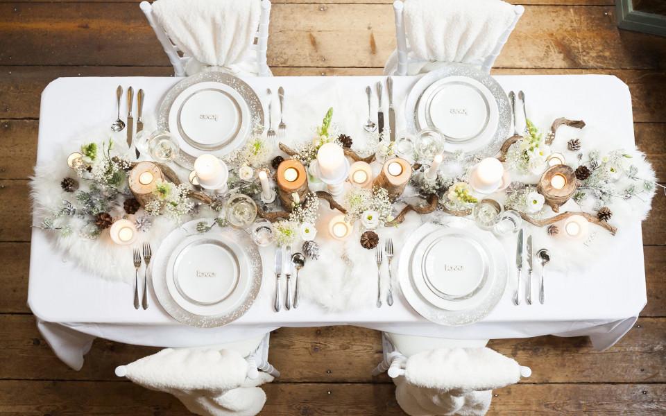 Decoratie aankleding van je bruiloft theperfectwedding