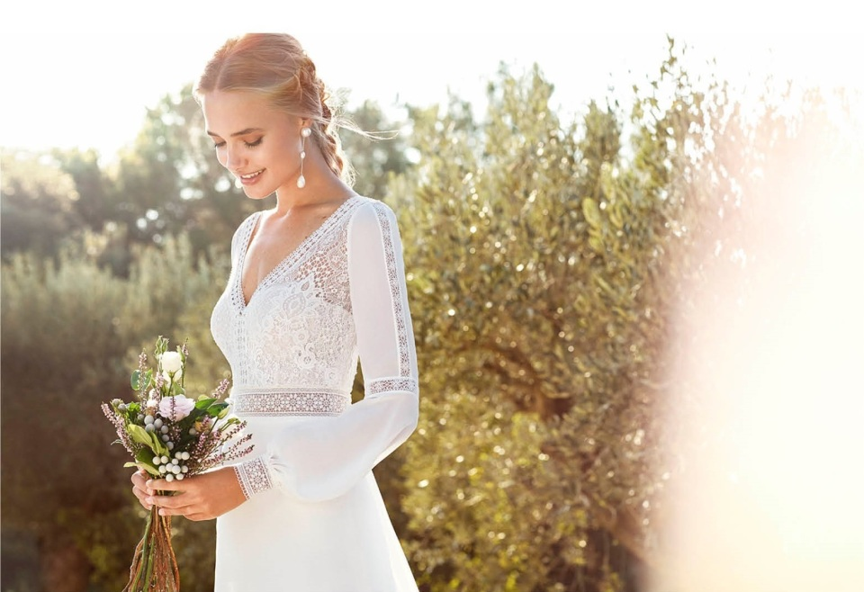 Trouwjurken Bruidsmode Valkenburg Theperfectwedding Nl