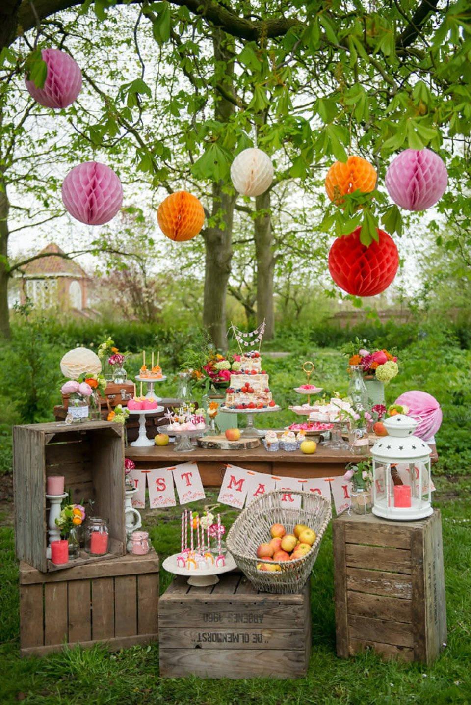 Festivalbruiloft organiseren for Decoratie bruiloft zelf maken