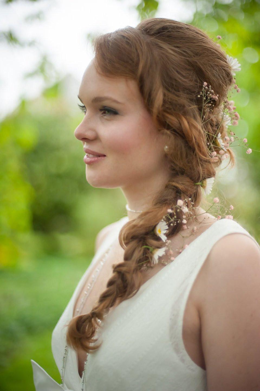 Bruidskapsel Met Vlecht Theperfectwedding Nl