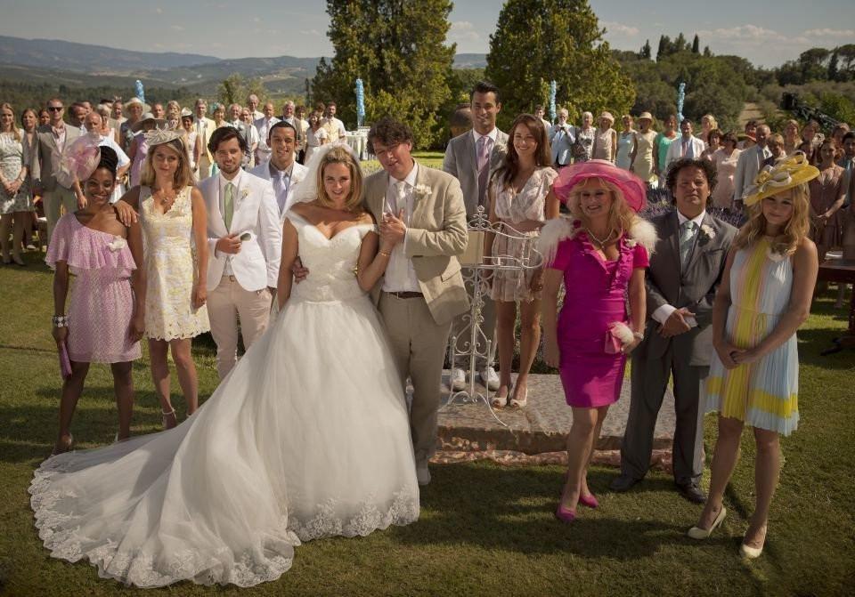 wil jij ook een toscaanse bruiloft? dit zijn de adressen uit de film
